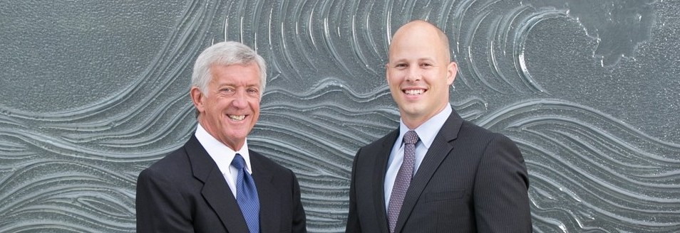 REal Estate Attorneys Kent Burton and Clint Wilson