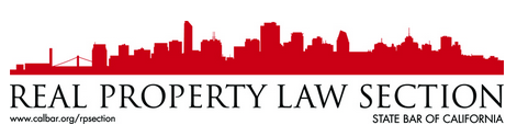 California Bar Real Property Law Section